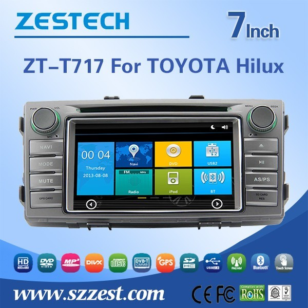 Zt T717 For Toyota Hilux