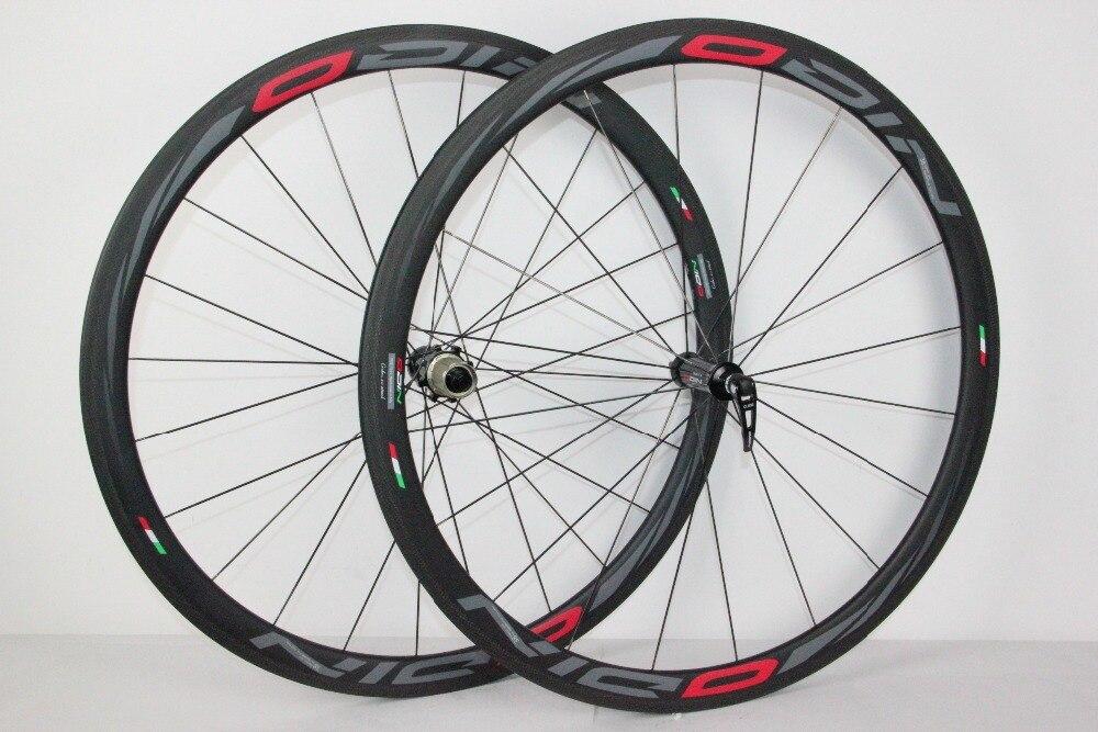 ODIN vélo CARBONE roue vélo de route roue carbone roue de vélo vtt roues 700C * 38MM-2