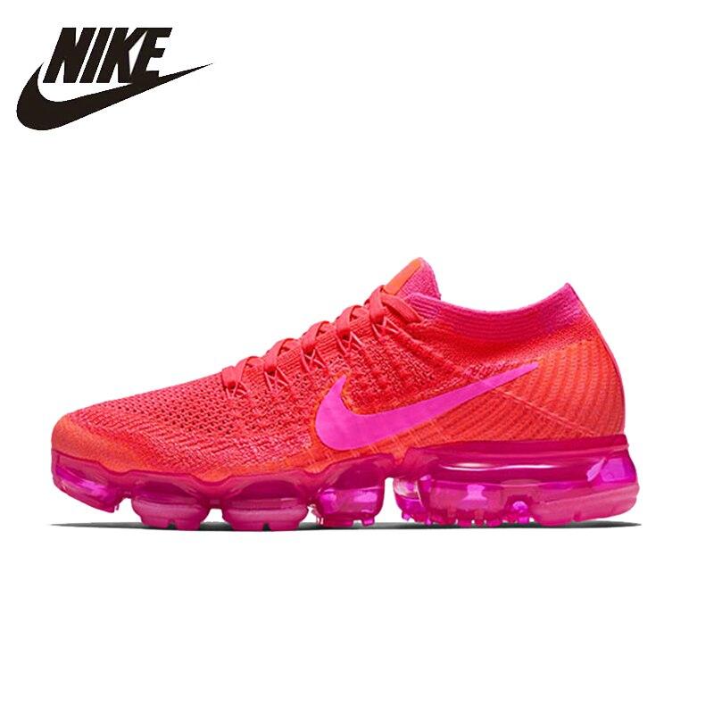 NIKE Air VaporMax Новое поступление 2018 AIR MAX унисекс кроссовки обувь супер легкие удобные кроссовки для мужчин и женщин обувь