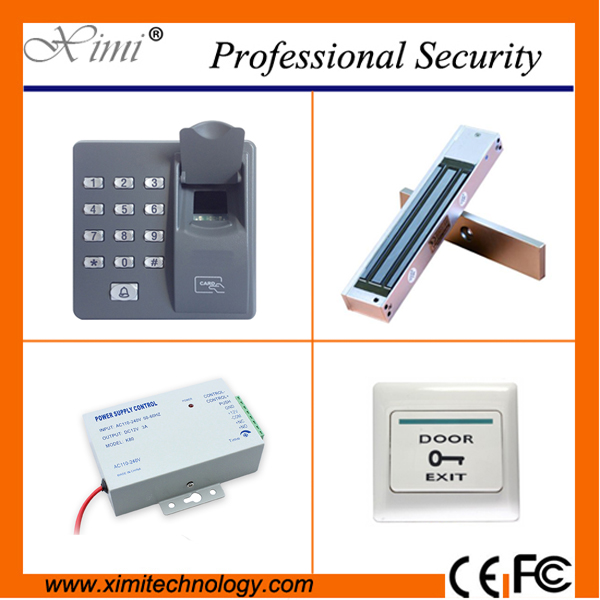 Cheap fingerprint reader 500 users fingerprint access control without software fingerprint access control systtem kit