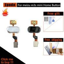 Meizu M3S Home Button FingerPrint Touch ID Sensor Flex Cable Ribbon Replacement