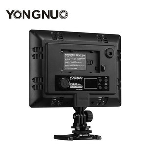 Image 5 - YONGNUO YN300 YN 300 Air LED Camera Video Light 3200K 5500K with NP F750 Decoded Battery + Charger for Canon Nikon & Camcorder