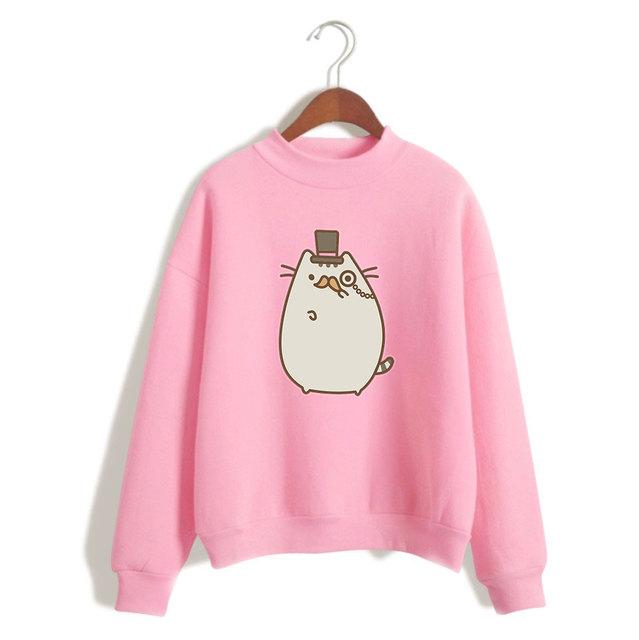 Pusheen Print Sweatshirt (25 types)
