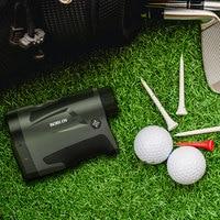 Boblov LF600AG Laser Meter Distance 600M Portable Golf Range Finder Hunting Scopes Measurements Flag Lock Dalmierz