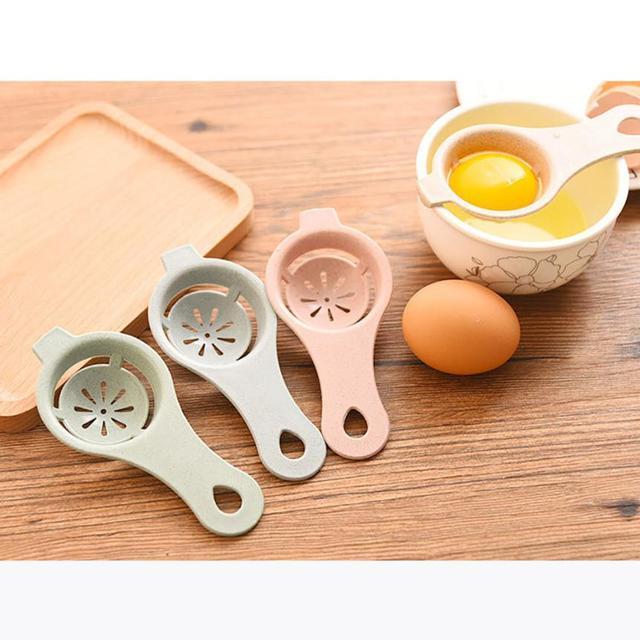 Kitchen Tool Gadget Convenient Egg Yolk