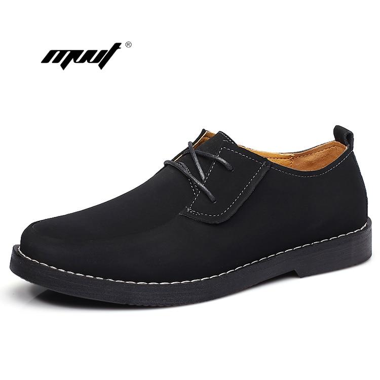 De alta calidad de Los Hombres Pisos zapatos de Gamuza oxfords estilo Europeo Za