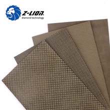 Diamond electroplated polishing sheet 120*180mm  for grinding of stone glass and ceramic