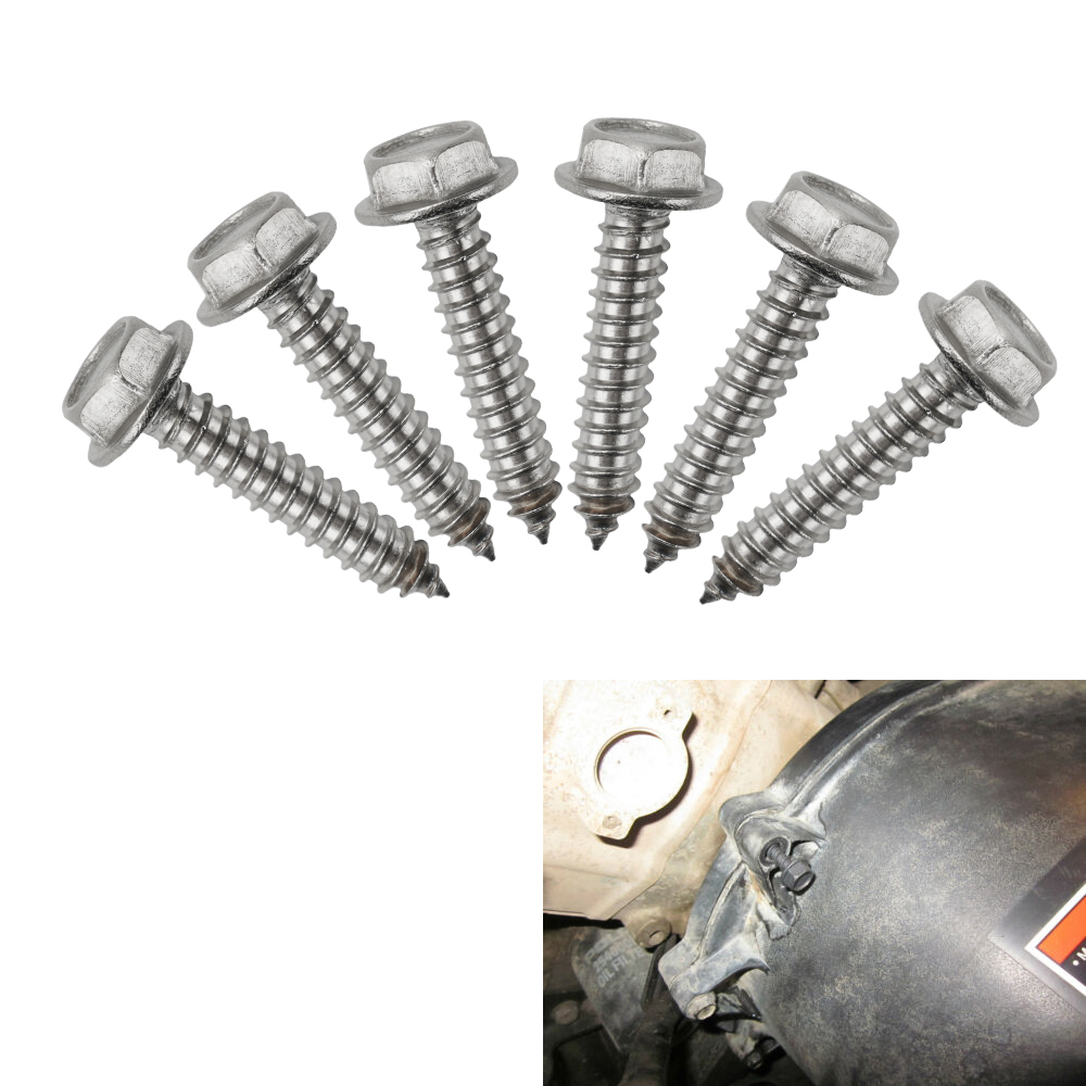 Clutch Cover Screw Bolts Self-tapping For Polaris RZR 570 800 900 Sportsman Magnum Xplorer Trail Boss Scramblers