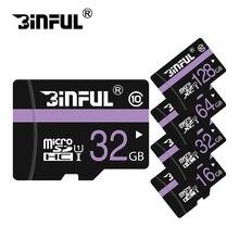 100% первоначально Micro SD карты 64 ГБ 32 ГБ 8 ГБ 16 ГБ высокое Скорость карты памяти мини фиолетовый TF карты SDXC SDHC для телефона Tablet