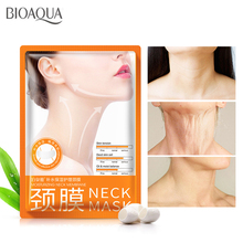 BIOAQUA Anti Aging Neck Mask Anti Wrinkle Skin Care Whitenin