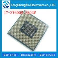 I7 2760QM CPU SR02W Core I7 Mobile CPU I7 2760QM Central Processor 6M PGA 2 4GHz