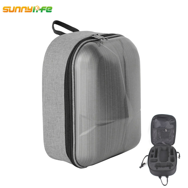 Mini Waterproof shoulder Bag DJI Mavic Pro crushproof Carry Bag Hardshell Backpack Hard Shell Case large Capacity DJI MAVIC Pro
