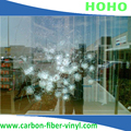 Protección de vinilo Transparente Película de Seguridad Ventana de la Seguridad Casera 4MIL1. 52 M x 40 M