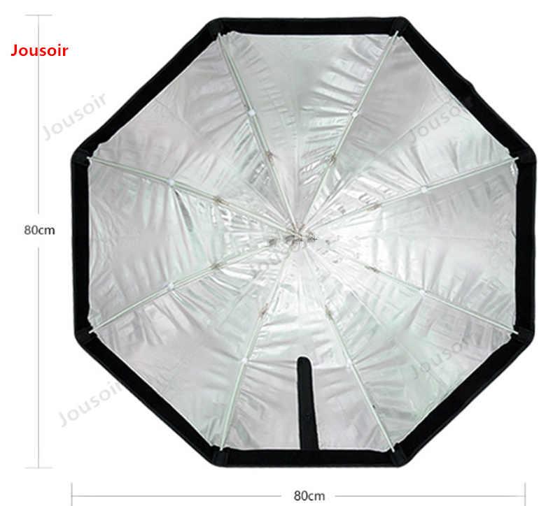 Godox 80 cm bota quente octogonal Flash Guarda-chuva softbox Portátil Universal Portátil Dual-uso fotográfico macio capa CD50 T03