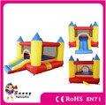 Diversão Para As Crianças, boa Qualidade Casa do Salto Inflável, Castelo Inflável Slide