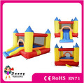 Fun For Kids, Good Quality Inflatable Bounce House,Inflatable Slide Castle