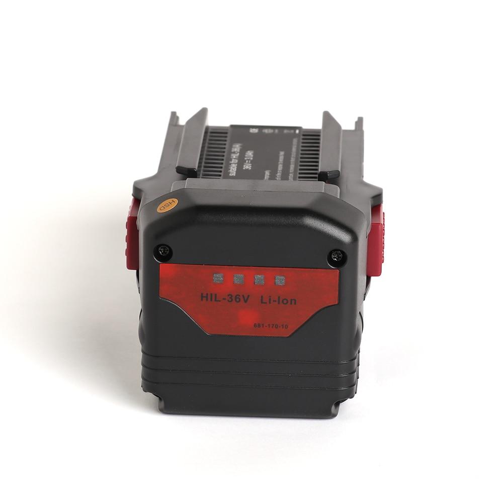 power tool battery Hil 36A Li ion 4000mAh B36 CPC B36V TE6A TE 6A TE7A CPC
