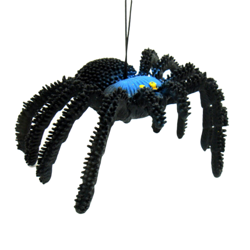 Color random!! April Fools Day Toys Spider Simulation Toys Tricky Scary Toy Prank Gift Model Strange New Toy Prank for Children
