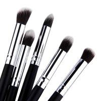 10Pcs Makeup Brushes Sets Kit Eyelash Lip Foundation Powder Eye Shadow Brow Eyeliner Cosmetic Make Up Brush Beauty Tool