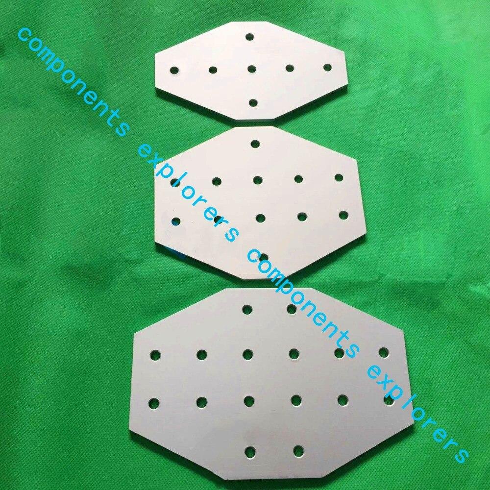 4040Cross-7-connection plate for reinforcement of profiles,10pcs/lot. пилочка для ногтей leslie store 10 4sides 10pcs lot