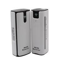 3G Mini Mifi Wireless Portable Mobile Hotspot Unlocked HSPA+ Wi Fi Modem Power Bank