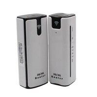 3G Mini Mifi Wireless Portable Mobile Hotspot Unlocked HSPA Wi Fi Modem Power Bank