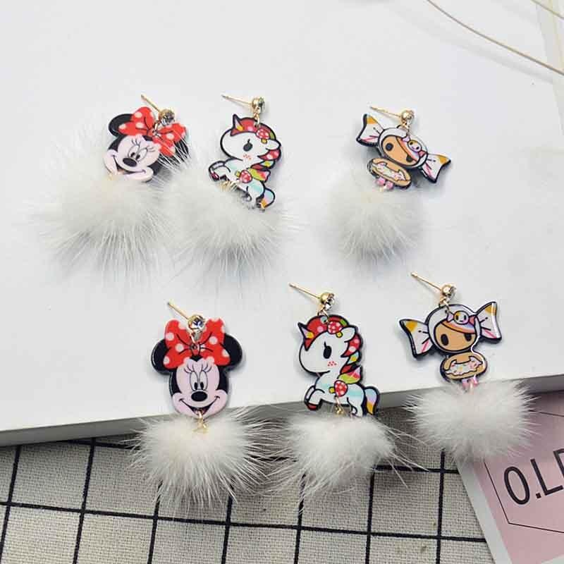 Mouse Mickey Minnie Mini Women s