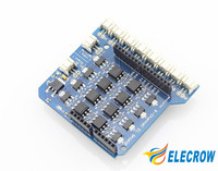 8 Channel EL Shield For Arduino UNO R3 Mega R3