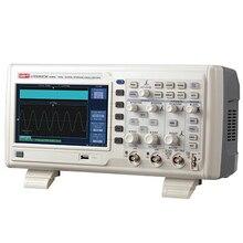 Sale UNI-T UTD2062CM UTD2102CM UTD2202CM Desktop Digital Storage Oscilloscopes 60MHz 2 Channels 1Gs/s