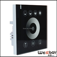 Free Shipping Touch Switches For Hotel Room Lights DC5V DC12 24V Input 2CH Switch Dimmer Popular