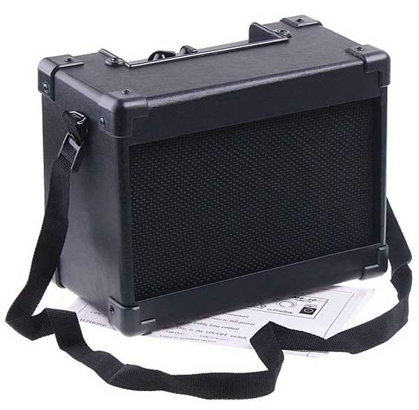 portable mini acoustic guitar amplifier electric guitar amplifier bass amp preamp amplifier. Black Bedroom Furniture Sets. Home Design Ideas