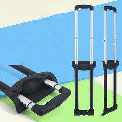 GUGULUZA wymiana teleskopowy uchwyt do walizki  bagaż na kółkach części uchwyty  uchwyt wózka do walizki G003