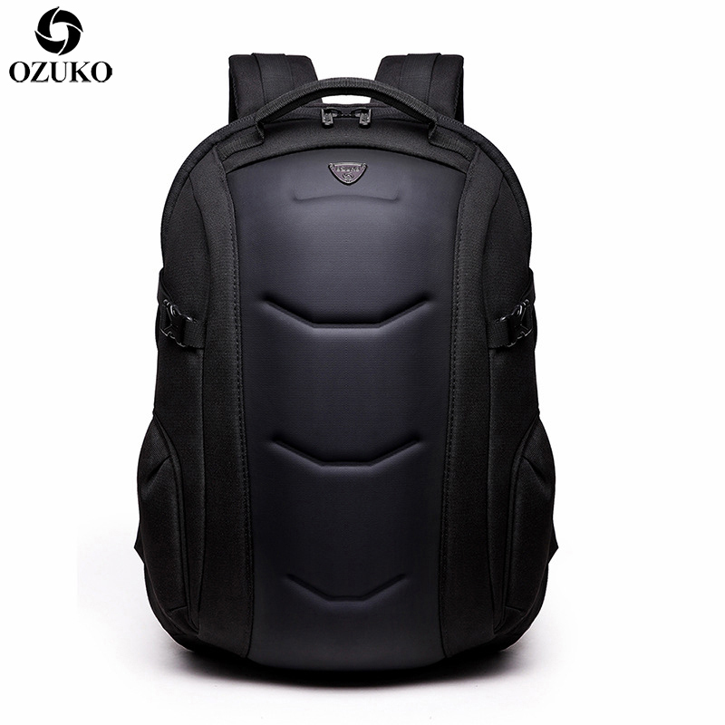 2018 OZUKO Fashion Business Laptop Backpack Men's Multifunction Waterproof Oxford Travel Backpack Casual School Bag For Teenager ozuko 14 inch laptop backpack large capacity waterproof men business computer bag oxford travel mochila school bag for teenagers