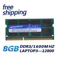 Kembona ordenador portátil DDR3 8GB 1600Mzh 8G DDR3L 1 35 V PC3 12800L 1 35 V Memoria Ram Memoria ddr3 8gb memory ram ddr3l 8g -
