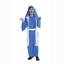 Halloween  boys kids children Arabian little prince costumes cosplay performance arabic clothes robe arabe costume arabian gowns