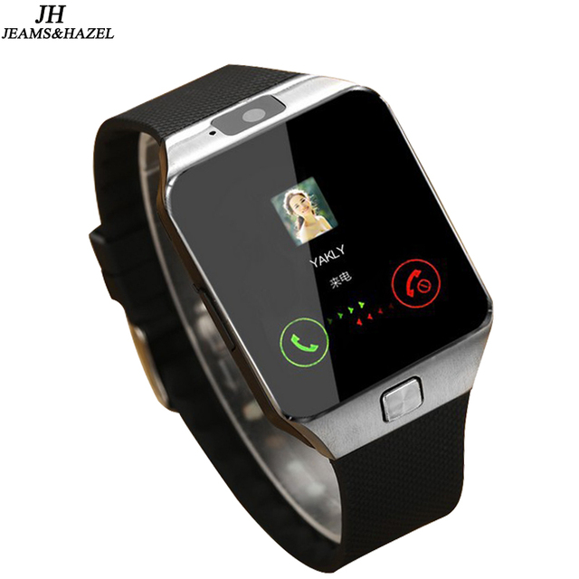 Black Smartwatch android 5c649caf6f517