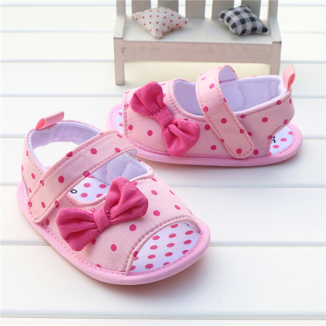 Baby denim shoes 1