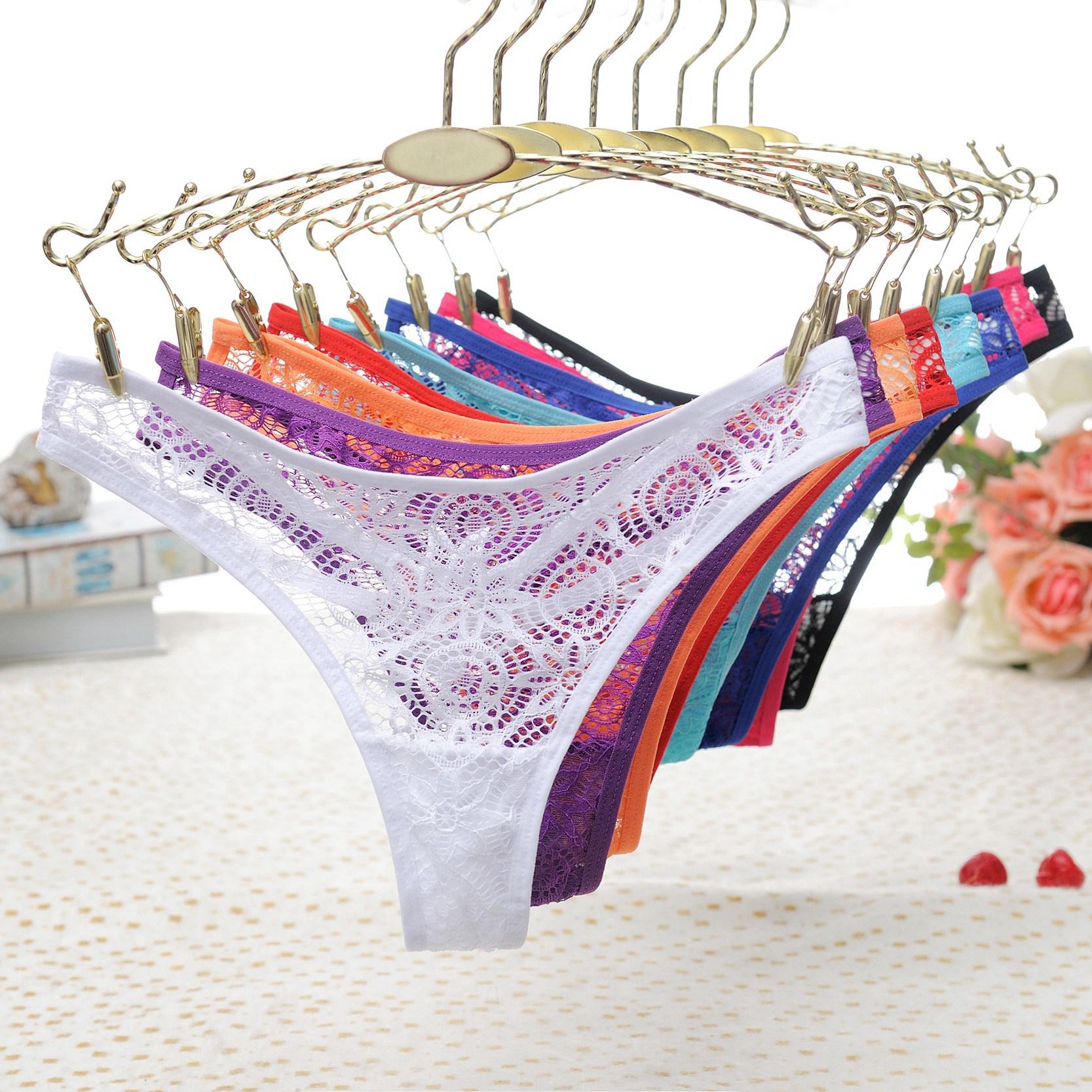 Sexy Bandage G String Femmes Culottes Broderie Lingerie Lingerie Sous  Vêtements Fille de Secret Strings Slip Perspective dans Strings et tangas  de ... 8cfa85ddb43