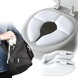 المحمولة للطي الطفل المرحاض مقعد دافئ لينة الجلد قعادة وسادة كرسي وسادة الطفل التدريب المرحاض آمن للأطفال النظافة