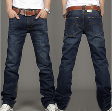 New Men s Cool Jeans Cotton Trousers Casual Fashion Jeans Mens Brand Denim Jeans Pants Washing