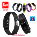E-MI ID107 Bluetooth 4.0 Smart Bracelet smart band Heart Rate Monitor Wristband Fitness Tracker for Android iOS Smartphone