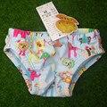 Cartoon swimwear kids swim diaper boys swimsuit kids swimming trunks infant boy bathing suit children animal baby girl clothes