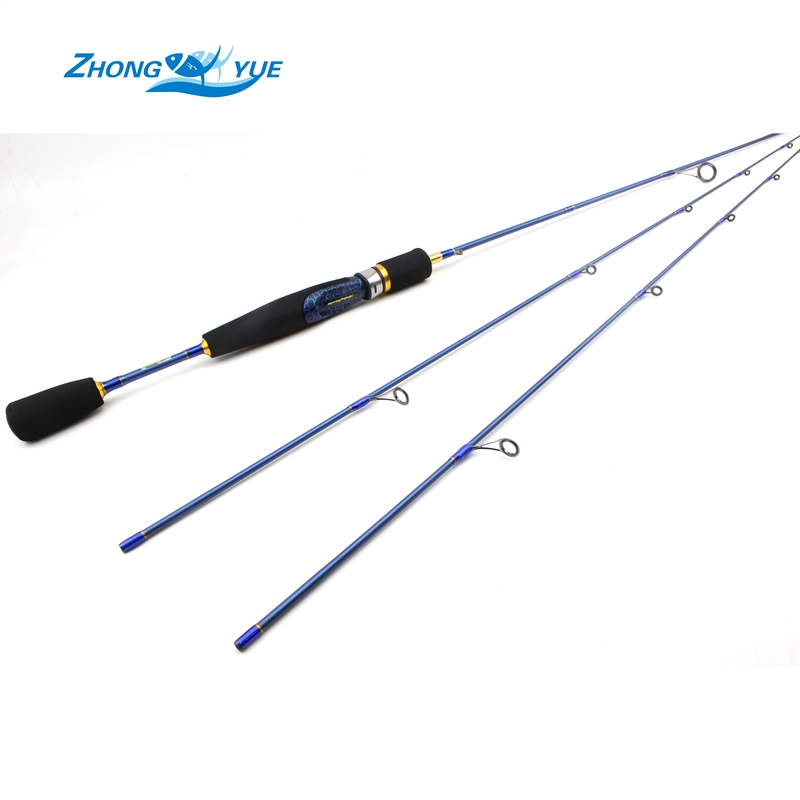 Cheap ul spinning rod 2 6g 2 6g lure weight for Light fishing rods