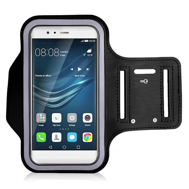 detailed look 0eefc 666fc Waterproof Gym Sports Running Armband for iPhone 8 7 4 5 5S 5C SE 6 ...