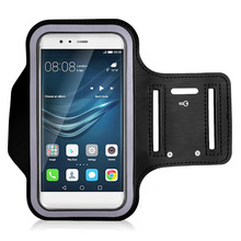 trendy sports pu leather armband for iphone 5 black blue Waterproof Gym Sports Running Armband for iPhone 8 7 6 6s 8 Plus Phone Case Cover Holder Armband Case for iPhone 11 Pro Max 5.5