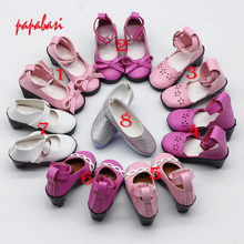 7 8cm Assorted Colors High Heels Princess Shoes for BJD Doll Toy 1 3 Doll Accessories