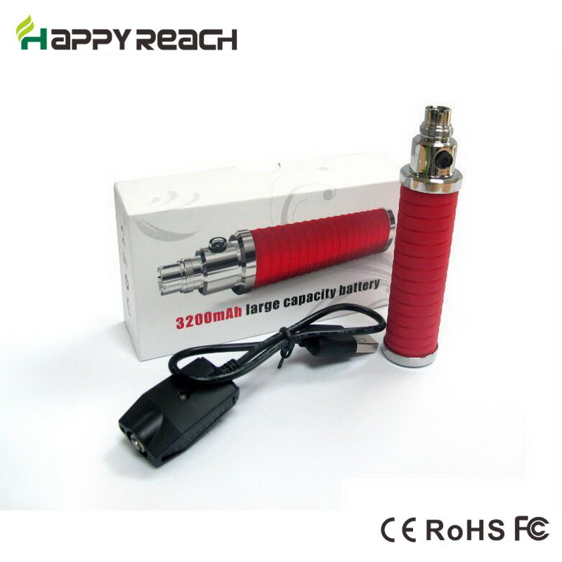 1pcs original Ego 3200mah Battery Electronic Cigarette Variable Voltage Ego T Battery with 510 Thread fit