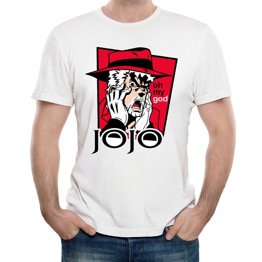 Jojo bizarre adventure t shirt design manga anime t shirt for T shirt designs erstellen