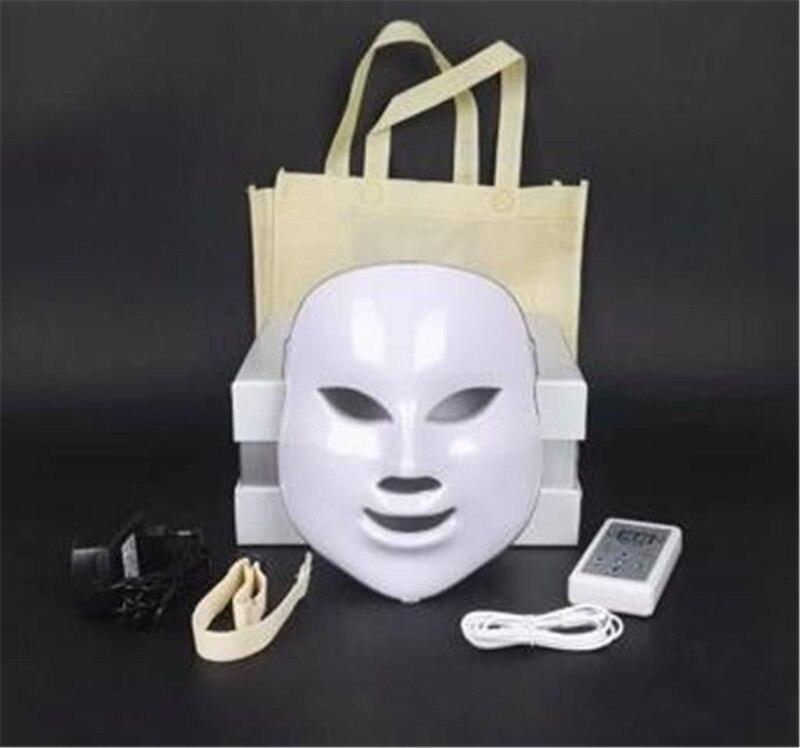 Photon mask Advanced LED mask, beauty instrument, Photorejuvenation instrument, seven color mask op7 6av3 607 1jc20 0ax1 button mask