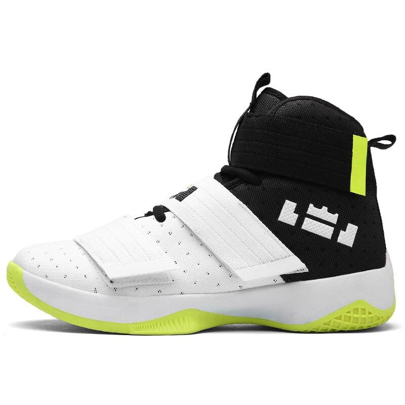 2017 Nuovi uomini di pallacanestro scarpe scarpe zapatillas hombre deportiva lebron Uomo Traspirante Stivaletti scarpe Da Basket scarpe da ginnastica